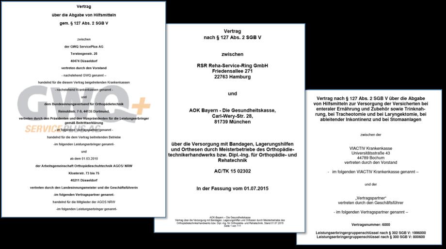 Sbc Systems Gmbh Alle Vertragsarten